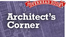 Architect's Corner