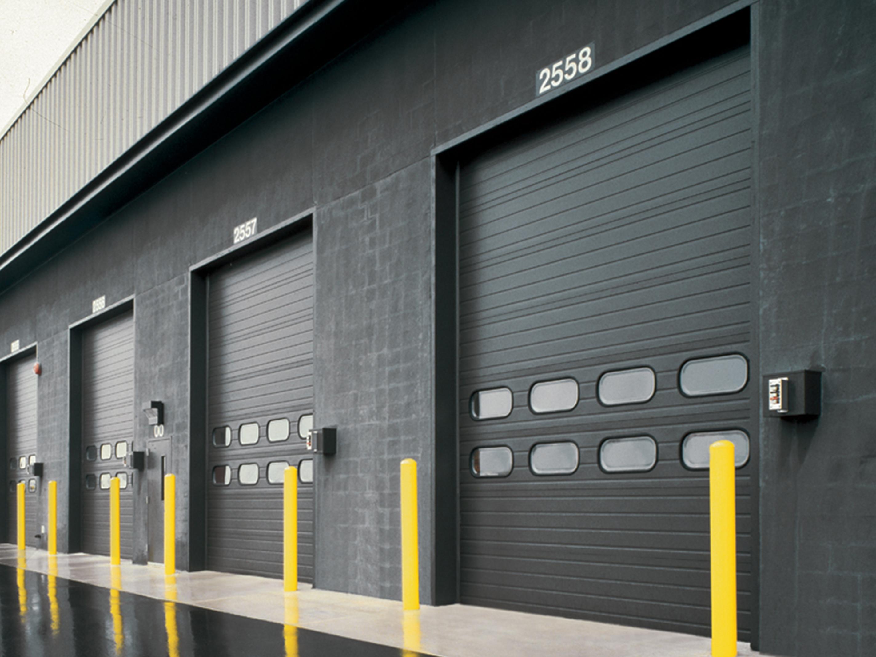 Storm protection overhead garage doors by for 100 door 28