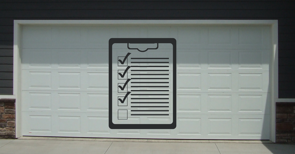 Put Garage Door Safety On The Back-To-School List