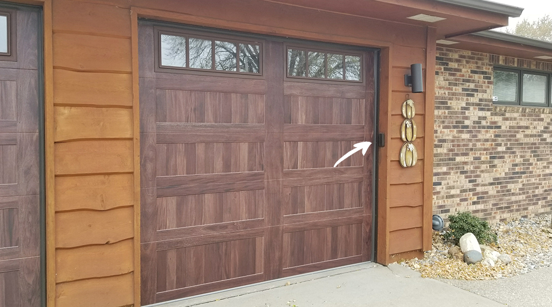 Blog-How Safe is My Garage Door KeypadTW