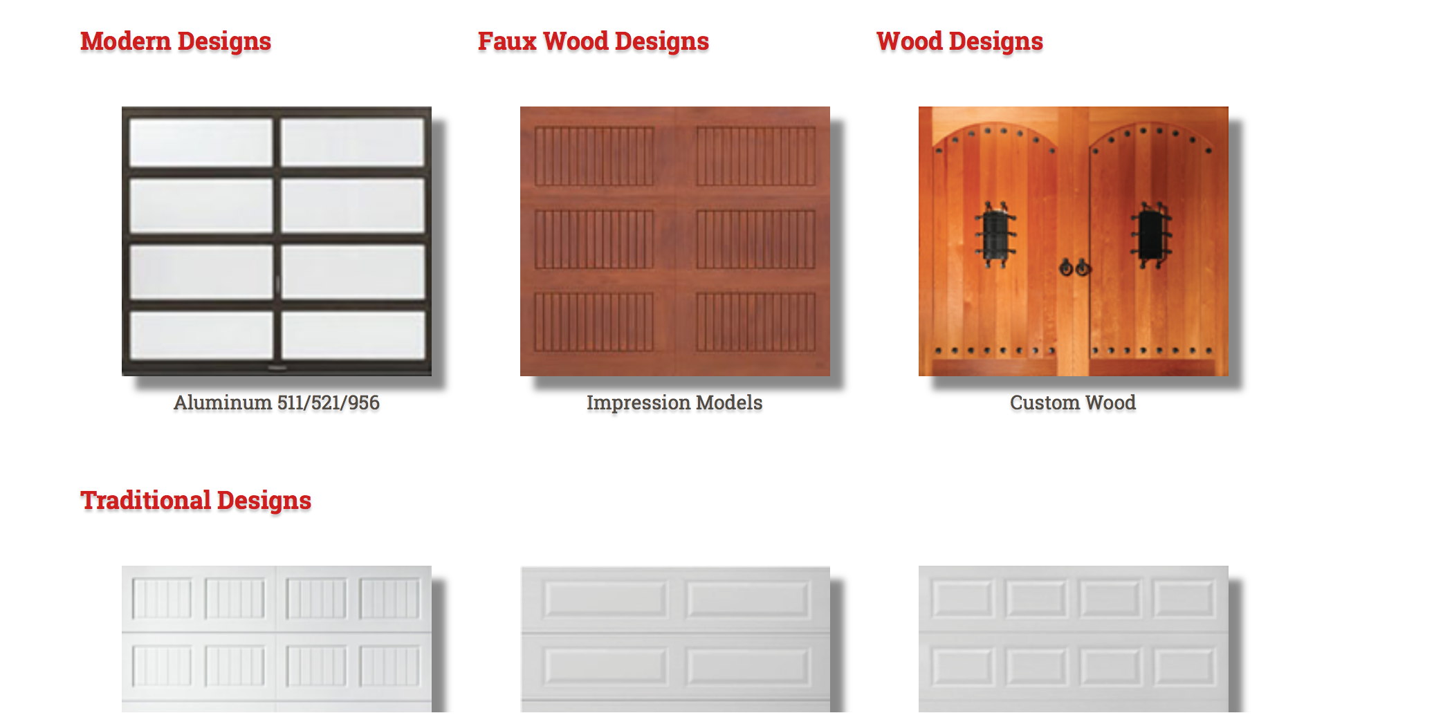 Design Your Dream Garage Door