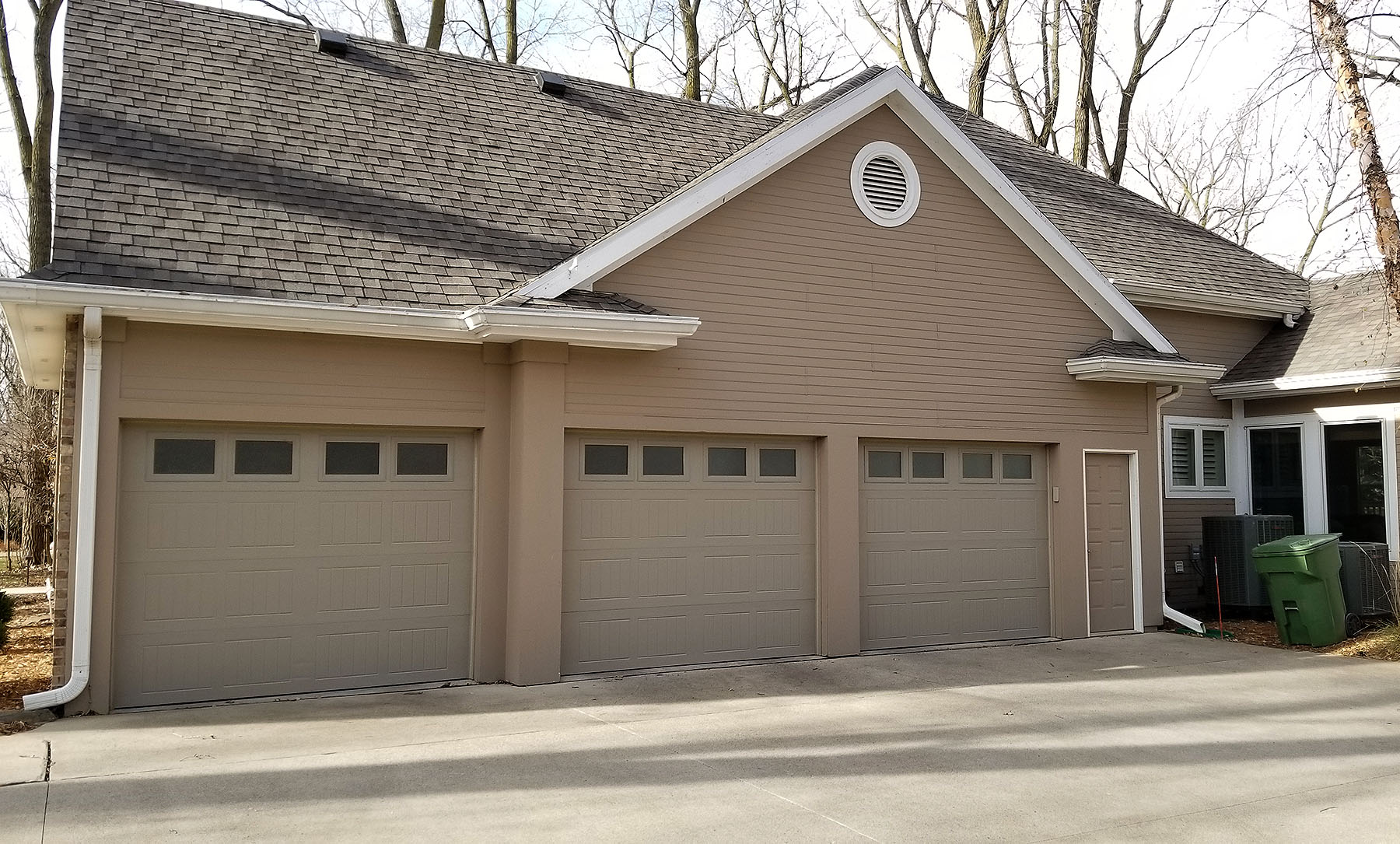 Garage door sale service and repair why installing insulated garage doors makes sense rubansaba