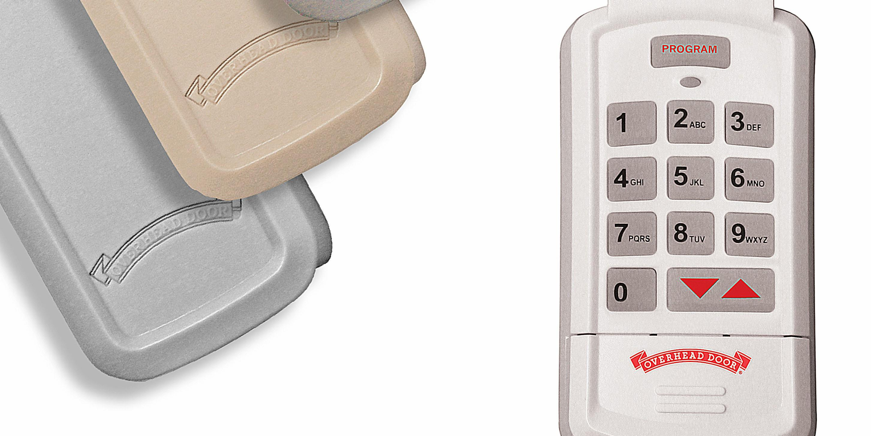 What are the Benefits of Garage Door Keypads?