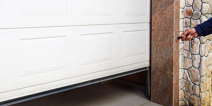 How To Reprogram Your Garage Door And Opener